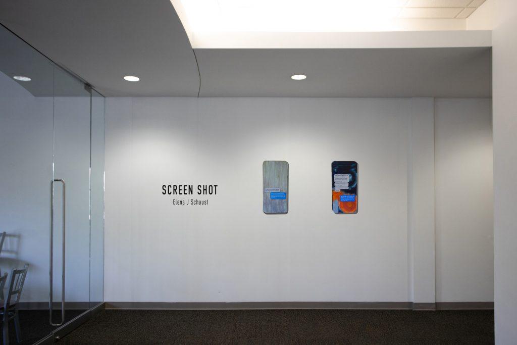 Image Of Elena Shaust's Exhibit