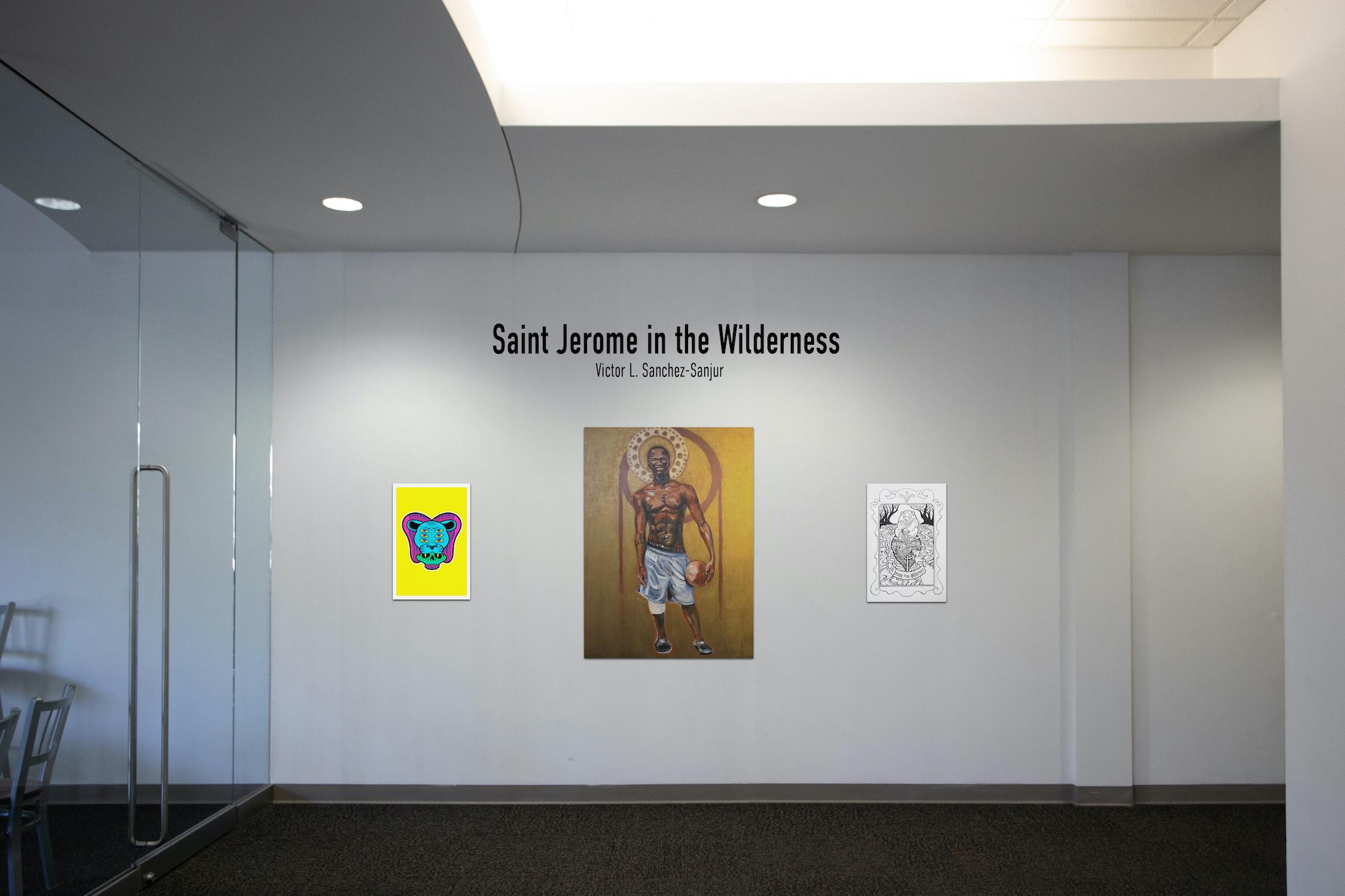 Image of Victor Sanchez's exhibit