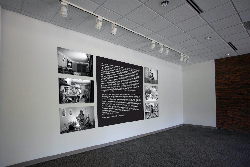 Image of Chris Steinhoff's exhibit