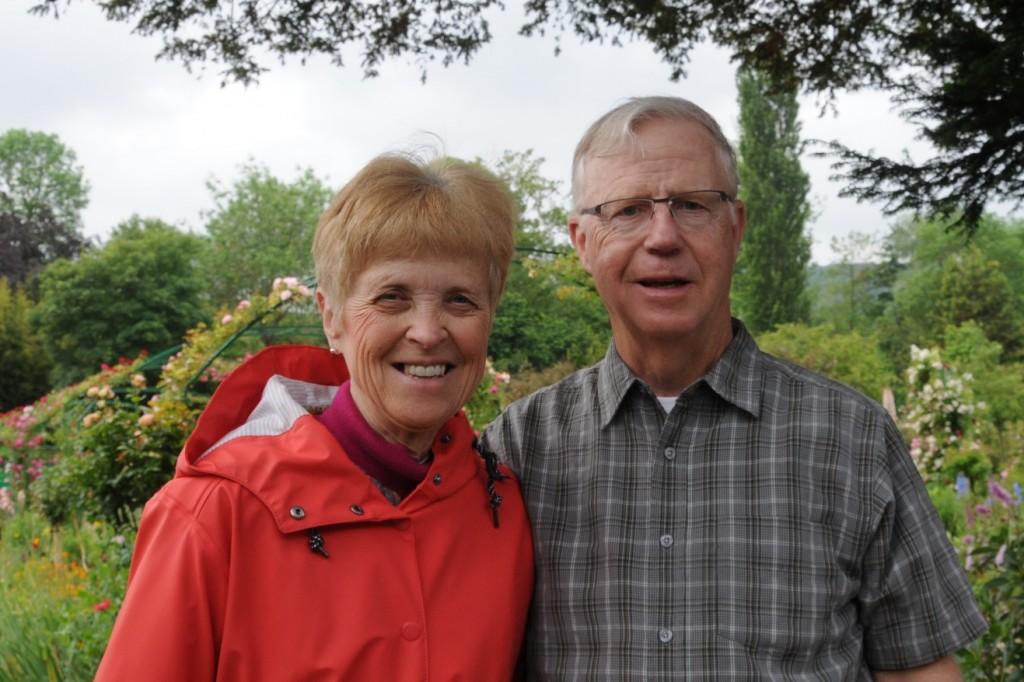 Larry & Sue Turner