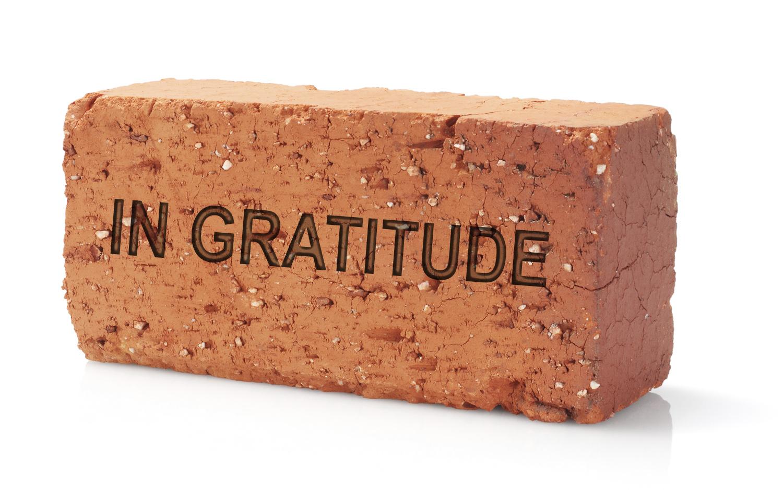 Brick Gift