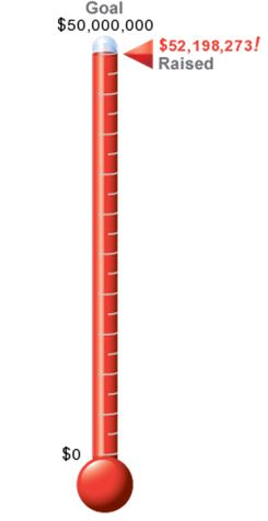 Campaign Thermometer
