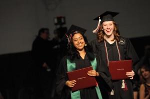 2014 Graduation Smiles