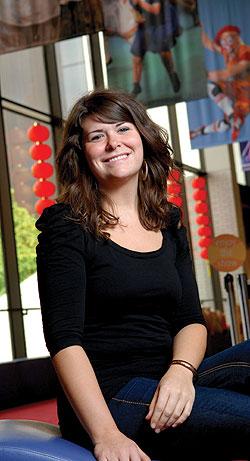 Augsburg Alumna Tessa Flynn '05
