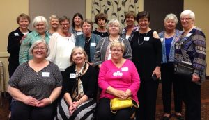A photograph of the Fairview Nurses Class of '69