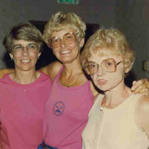 Kathie Erbes, Joyce Pfaff, and Karen Johnson