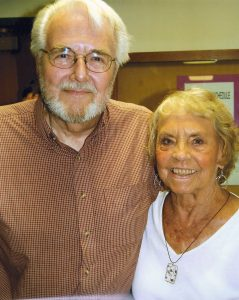 Jim '50 and Gladys '52 Peterson
