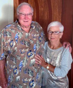 Lloyd and Barbara Amundson