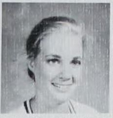 Tamra 1984 - Augsburg yearbook photo