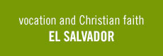 Vocation and Christian Faith in El Salvador