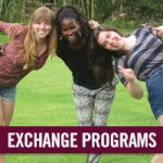 Exchange Programs Button