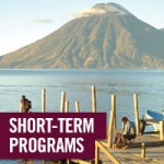 Short Term Programs Button