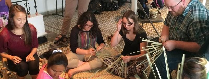 Mexico Weaving