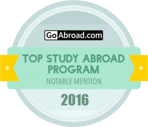 Top Study Abroad Program 2016