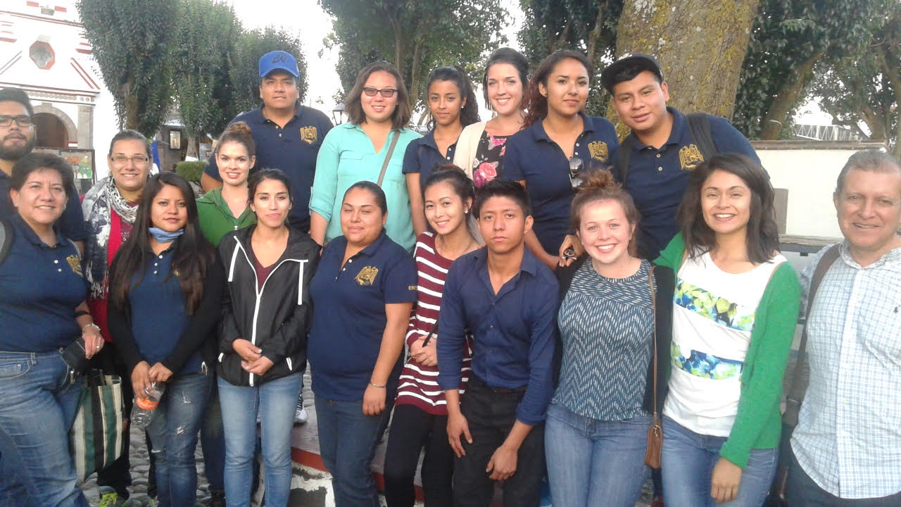 Mexico UNAM SWK Exchange