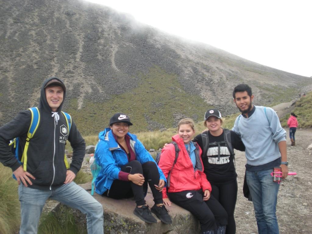 Nevado de toluca, Volcano, Mexico