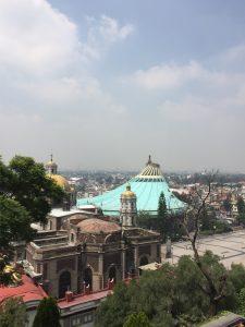 Basilicas in Mexico City