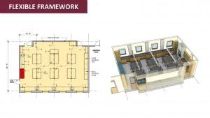 Modular lab space