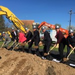 Hagfors Center Groundbreaking