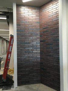 Donor brick wall