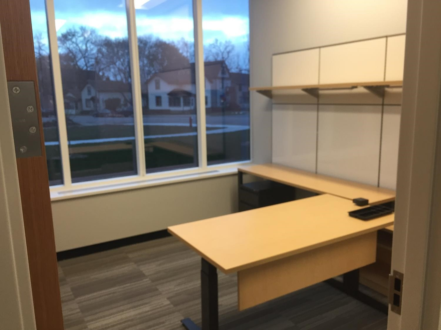 November 13 2017 Occupancy Hagfors Center For Science