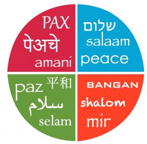 pax, peace, salaam, amani, paz, bangan, mir, selam