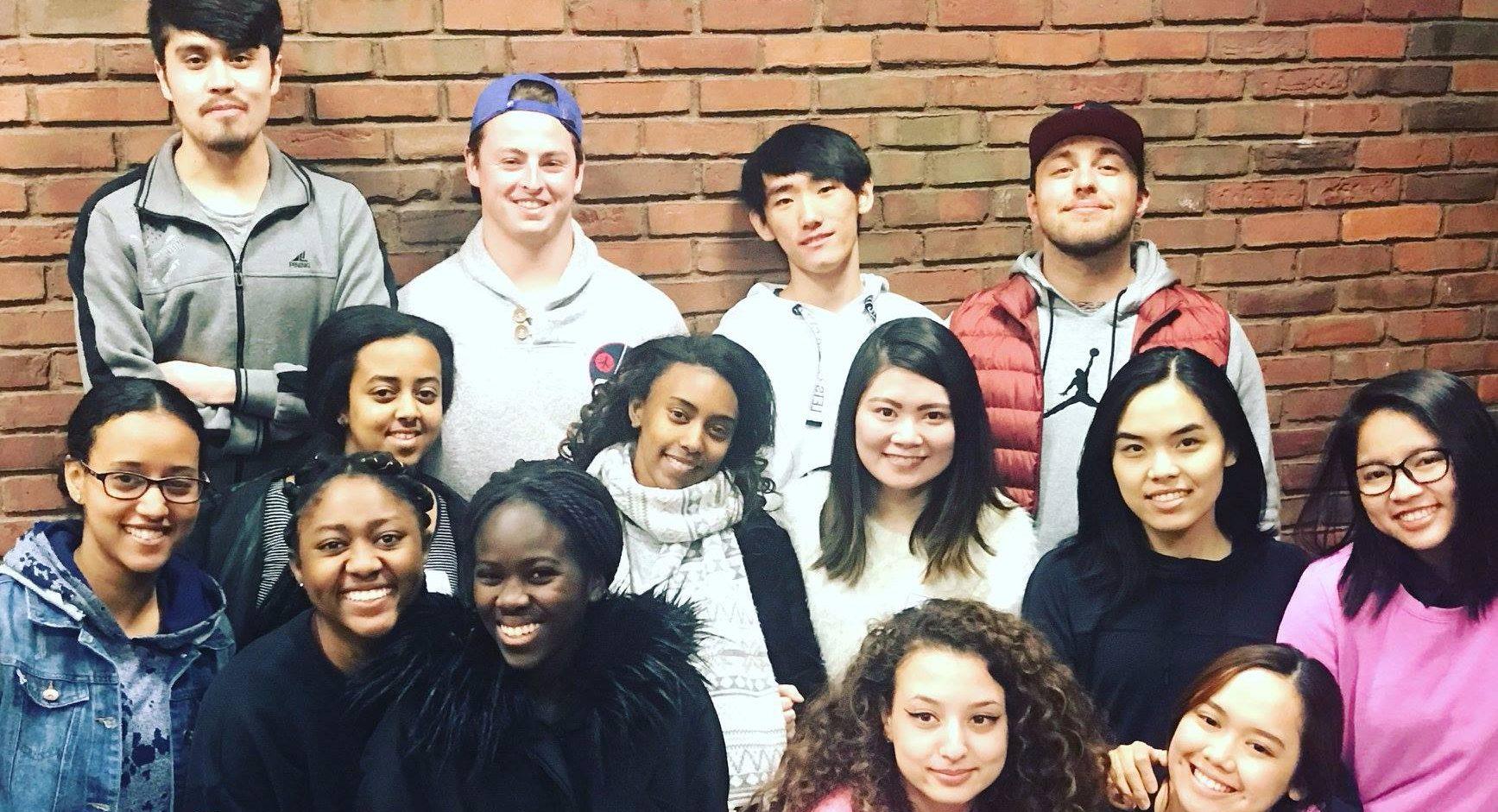 International Student Mentors 2018-2019