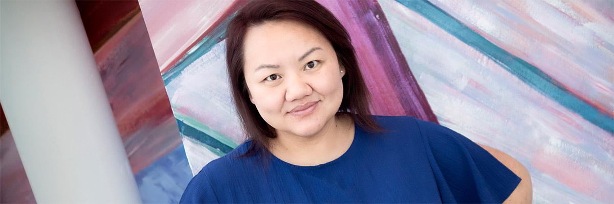 MBA student Mai Moua