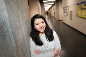 Augsburg MBA student