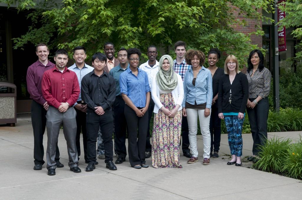 2013-2014 McNair Scholars