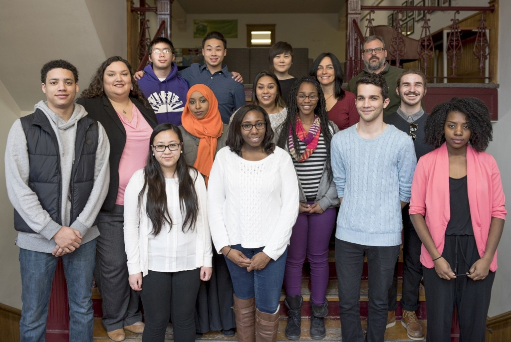 2016 McNair Summer Researchers