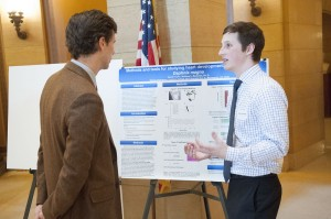 David Fowler '14 discusses his Daphnia magna research