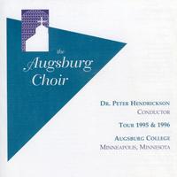 Augsburg Choir Tour 1995 & 1996