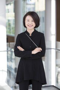 Image of Aikiko Fujimoto, assistant conductor of the Minnesota Orchestra