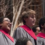 Image of the Advent Vespers, Cedar Singers, 2018