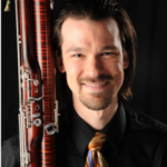 Image of Trent Jacobs, bassoon clinician