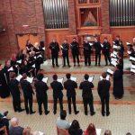 The Augsburg Choir at the Fall Showcase