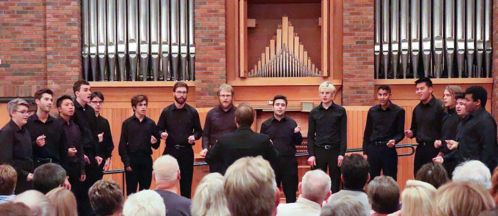 Cedar Singers fall 2019