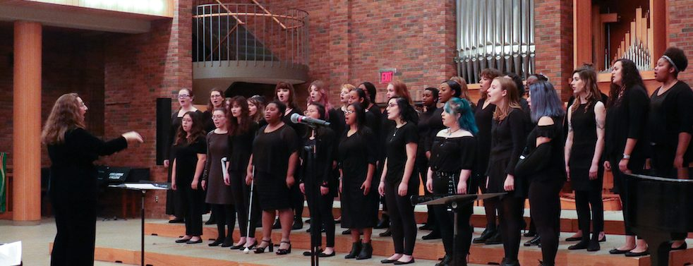 Riverside Singers Fall 2019