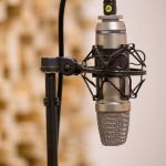 image of a sound studio