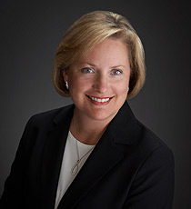 Sally Smith is the CEO of Buffalo Wild Wings.