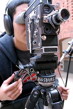 Augsburg College filmmaker