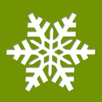 green_snowflake
