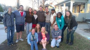 2014 Youth Theology Institute Seniors