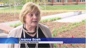 Jeanne Boeh on WCCO