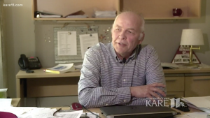 Professor Keith Gilsdorf on Kare 11