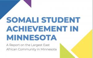 Somali Student Achievement in Minnesota logo