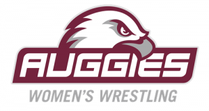 Auggies Womens wrestling logo