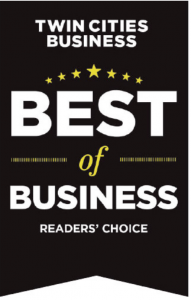 Twin Cities Business Best of Business Reader's Choice