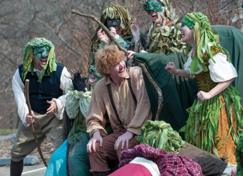 'Peer Gynt' Review: An Ibsen in Outline